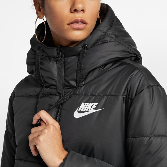 44a94998d Nike Jackets & Coats | Womens Synthetic Fill Reversible Parka Jacket ...